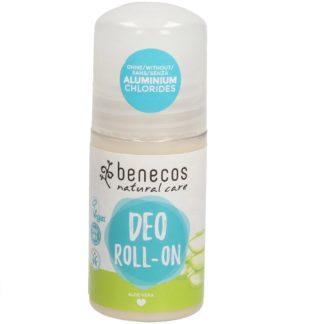 fa35529e86f Benecos, Aaloe rulldeodorant, 50 ml