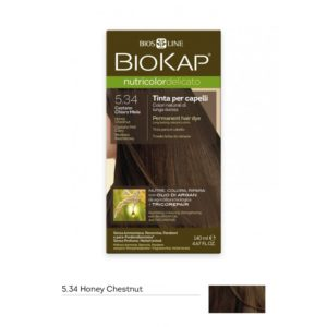 BioKap®, Nutricolor Delicato püsivärv (5.34 meekastan)