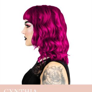 Hermans Professional, juuksevärv Cynthia Cyclamen, 115 ml