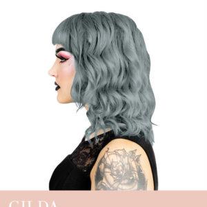 Hermans Professional, juuksevärv Gilda Granny Grey, 115ml