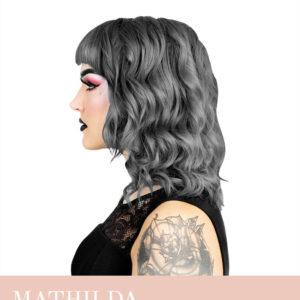 Hermans Professional, juuksevärv Mathilda Granny Grey, 115ml