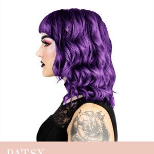 Hermans Professional, juuksevärv Patsy Purple, 115ml
