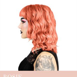 Hermans Professional, juuksevärv Rosie Gold, 115ml