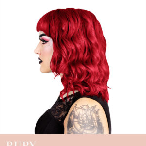 Hermans Professional, juuksevärv Ruby Red, 115ml