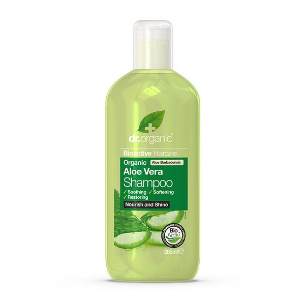 dr organic aloe vera shampoo