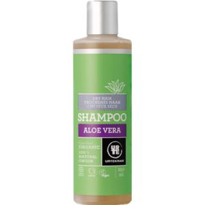 Urtekram, Aloe Vera šampoon kuivadele juustele, 250ml