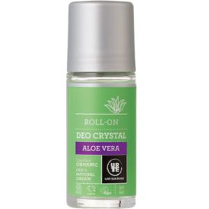 Urtekram, Aloe Vera deodorant roll-on, 50ml