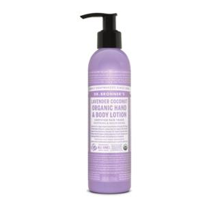 Dr. Bronner´s, Orgaaniline ihupiim lavendli- ja kookose õliga, 237ml