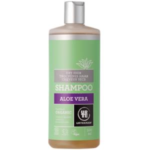 Urtekram, Aloe Vera šampoon kuivadele juustele, 500ml