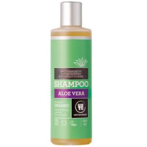 Urtekram, Aloe Vera kõõmavastane šampoon, 250ml