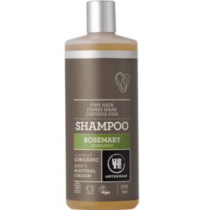 Urtekram, Rosmariini šampoon peenetele juustele, 500ml