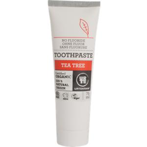 Urtekram, Teepuu hambapasta, 75ml
