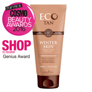 Eco By Sonia, Järk-järgult isepruunistav kreem Winter Skin, 200ml