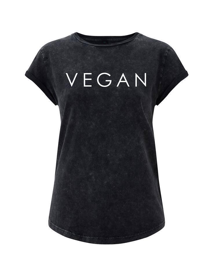 260eb68e9f4 Zik-Zak, Fair Wear T-shirt for Women Vegan, Acid Black – VeganShop