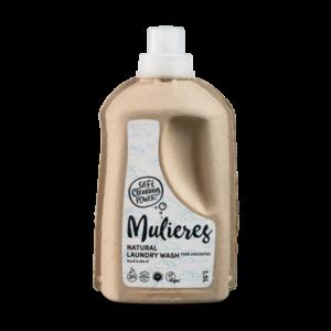 Mulieres, Looduslik kontsentreeritud pesugeel Lõhnastamata,1.5l