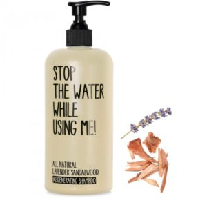 Stop The Water, All Natural lavendli – sandlipuu šampoon, 200 ml