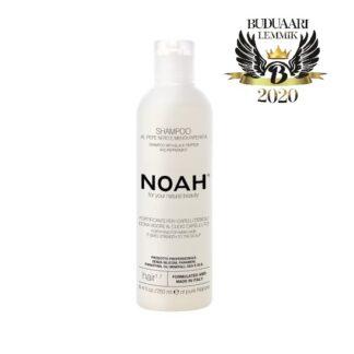 kasvu soodustav šampoon